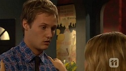 Andrew Robinson, Natasha Williams in Neighbours Episode 6609