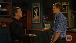 Paul Robinson, Andrew Robinson in Neighbours Episode 6610