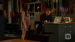 Kate Ramsay, Paul Robinson in Neighbours Episode 6610