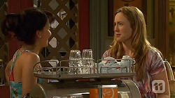 Vanessa Villante, Sonya Rebecchi in Neighbours Episode 6611