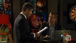 Tom Daley, Paul Robinson in Neighbours Episode 6612