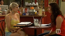 Amber Turner, Kate Ramsay in Neighbours Episode 6613