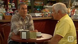 Karl Kennedy, Lou Carpenter in Neighbours Episode 6614
