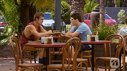 Kyle Canning, Chris Pappas in Neighbours Episode 6614
