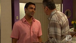 Ajay Kapoor, Karl Kennedy in Neighbours Episode 6614