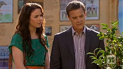 Kate Ramsay, Paul Robinson in Neighbours Episode 6614