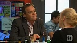 Paul Robinson, Sheila Canning in Neighbours Episode 6615