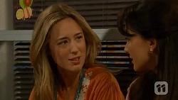 Sonya Mitchell, Vanessa Villante in Neighbours Episode 6615