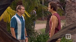Toadie Rebecchi, Kyle Canning in Neighbours Episode 6616