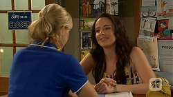 Georgia Brooks, Kate Ramsay in Neighbours Episode 6616