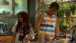 Rhiannon Bates, Kyle Canning in Neighbours Episode 6618