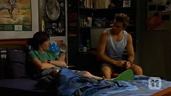 Bailey Turner, Mason Turner in Neighbours Episode 6618
