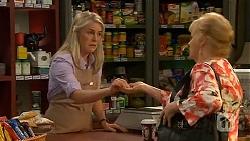 Lauren Turner, Sheila Canning in Neighbours Episode 6618