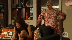 Rhiannon Bates, Sheila Canning in Neighbours Episode 6618
