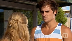 Georgia Brooks, Kyle Canning in Neighbours Episode 6618