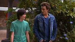 Bailey Turner, Mason Turner in Neighbours Episode 6619