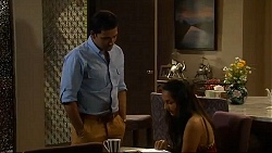 Ajay Kapoor, Rani Kapoor in Neighbours Episode 6619