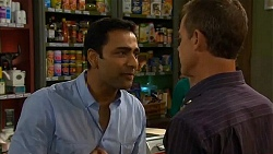 Ajay Kapoor, Paul Robinson in Neighbours Episode 6619
