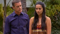 Paul Robinson, Rani Kapoor in Neighbours Episode 6619