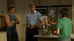 Mason Turner, Matt Turner, Bailey Turner in Neighbours Episode 6619