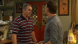 Karl Kennedy, Lucas Fitzgerald in Neighbours Episode 6620