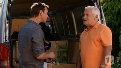 Lucas Fitzgerald, Lou Carpenter in Neighbours Episode 6620