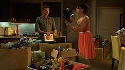 Lucas Fitzgerald, Vanessa Villante in Neighbours Episode 6620