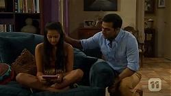 Rani Kapoor, Ajay Kapoor in Neighbours Episode 6620