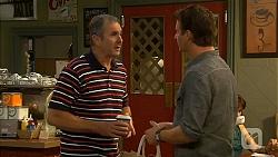 Karl Kennedy, Lucas Fitzgerald in Neighbours Episode 6620