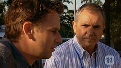 Lucas Fitzgerald, Karl Kennedy in Neighbours Episode 6620