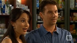 Vanessa Villante, Lucas Fitzgerald in Neighbours Episode 6621