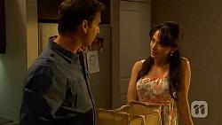Lucas Fitzgerald, Vanessa Villante in Neighbours Episode 6622