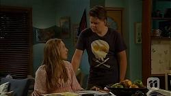 Sonya Mitchell, Callum Jones in Neighbours Episode 6622