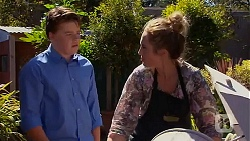Callum Jones, Sonya Mitchell in Neighbours Episode 6622
