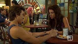 Mason Turner, Rhiannon Bates in Neighbours Episode 6623