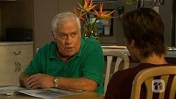 Lou Carpenter, Mason Turner in Neighbours Episode 6623