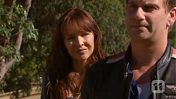 Steph Scully, Lucas Fitzgerald in Neighbours Episode 6623