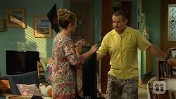 Sonya Mitchell, Toadie Rebecchi in Neighbours Episode 6624