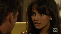 Lucas Fitzgerald, Vanessa Villante in Neighbours Episode 6624