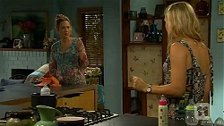 Sonya Rebecchi, Georgia Brooks in Neighbours Episode 6624