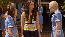 Cassie Nicholls, Kate Ramsay, Amber Turner in Neighbours Episode 6626