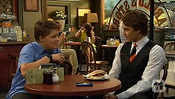 Callum Rebecchi, Mason Turner in Neighbours Episode 6626