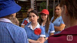 Amber Turner, Emma Stokes, Laura Smith in Neighbours Episode 6626
