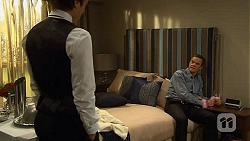 Mason Turner, Paul Robinson in Neighbours Episode 6626