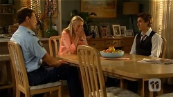 Matt Turner, Lauren Turner, Mason Turner in Neighbours Episode 6627