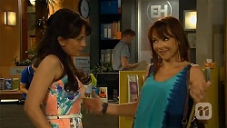 Vanessa Villante, Steph Scully in Neighbours Episode 6627