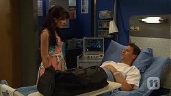 Vanessa Villante, Lucas Fitzgerald in Neighbours Episode 6628