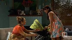 Sonya Rebecchi, Vanessa Villante in Neighbours Episode 6628