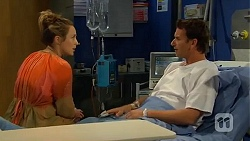Sonya Mitchell, Lucas Fitzgerald in Neighbours Episode 6628
