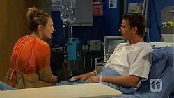 Sonya Rebecchi, Lucas Fitzgerald in Neighbours Episode 6628